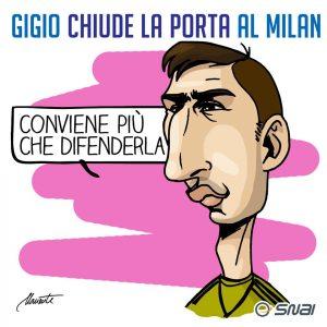 Donnarruma non rinnova col Milan di Michelangelo Manente