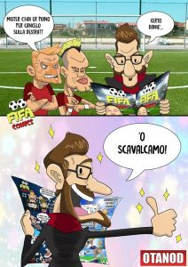 Il piano di Di Francesco per Cancelo in Roma-Inter di FIFA comics