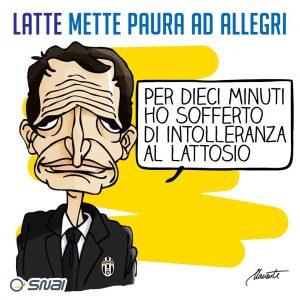 Juventus-Atalanta 3-2 di Michelangelo Manente
