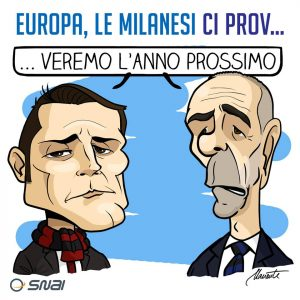 L'Europa delle milanesi di Michelangelo Manente