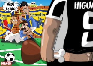La Juventus si avvicina al Napoli in classifica di FIFA comics