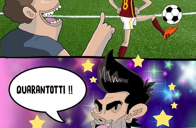 Sei Perotti Quarantotti di Fifa Comics