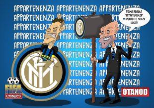 Vignette Calcio - Spalletti martella l'Inter di FIFA