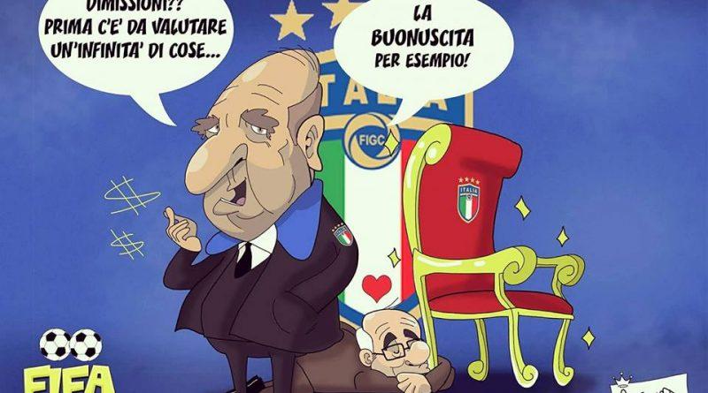 Ventura e la buonuscita di FIFA comics