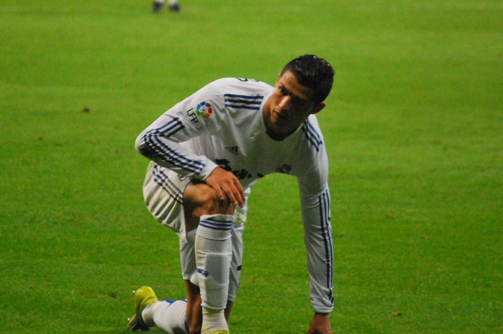 Cristiano Ronaldo - Fonte immagine: Jan S0L0