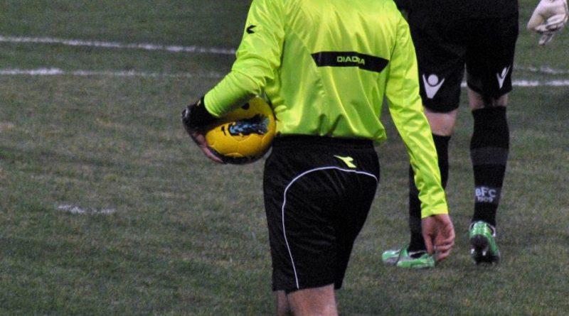 Arbitro Serie A - Fonte immagine: Danilo Rossetti