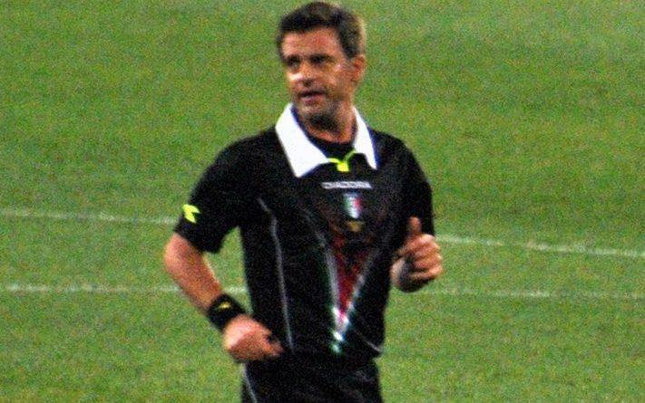 Rizzoli, arbitro nella finale Mondiale 2014 Fonte: Danilo Rossetti