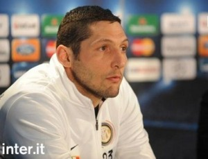 Marco Materazzi. Fonte: Inter.it