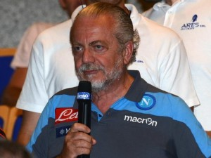 Aurelio De Laurentiis Fonte: Danilo Rossetti