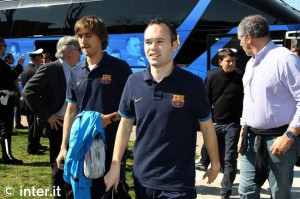 Iniesta Fonte: Inter.it