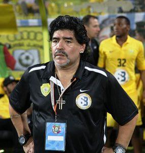 Diego Armando Maradona. Fonte immagine: Neogeolegend