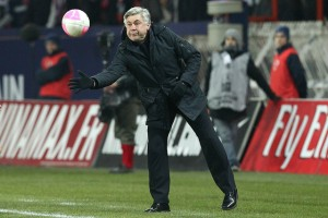 Ancelotti Fonte: PSG World (Flickr.com)