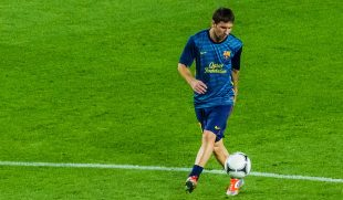 Messi nella Liga - Fonte: loli jackson (Flickr.com)