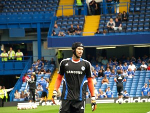 Petr Cech (Fonte: John Dobson Wikipedia)