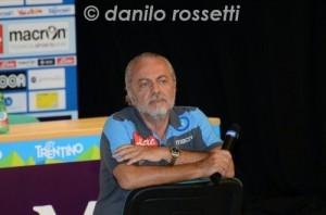 Aurelio De Laurentiis  (Foto di Danilo Rossetti)