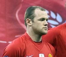 Wayne Rooney fonte foto: Wikipedia - Gordon Flood