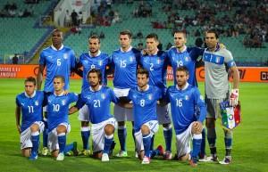 Nazionale italiana Fonte immagine: Biser Todorov