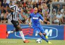 Liga, pazzesco Zaza: tripletta in 8′ nel 5-0 contro il Malaga