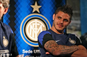 Icardi - Fonte immagine: inter.it