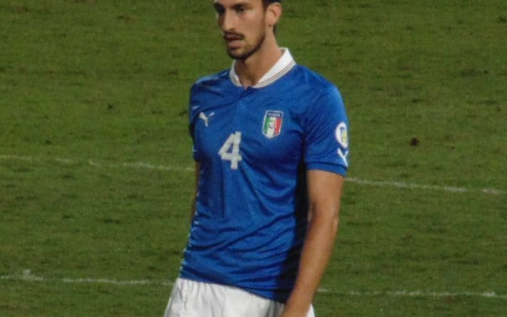 Davide Astori - Fonte: Virginia Sanfilippo 2013
