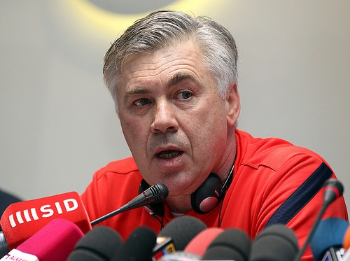Ancelotti, Real Madrid