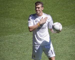 Gareth Bale (Fonte: Pablo Morquecho, Flickr)