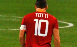 Francesco Totti (Fonte immagine: Danilo Rossetti)
