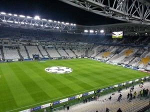Juventus Stadium Foto: Alfonso Maiorino
