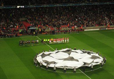 Scenografia Champions League