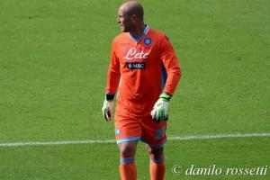 Pepe Reina, portiere della Spagna Fonte: foto-calcio-napoli.it (Danilo Rossetti)