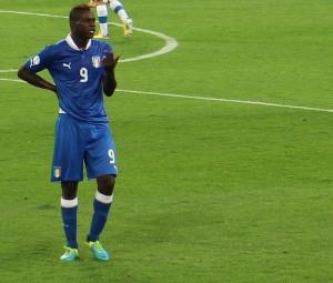 Mario Balotelli. Fonte: Tommaso Naccari