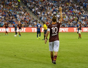 Francesco Totti Fonte: proforged (flickr.com)