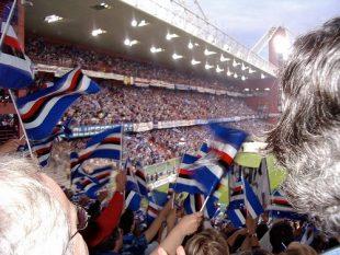 Tifosi della Sampdoria - Autore: Luca Distint Fonte: Flickr.com