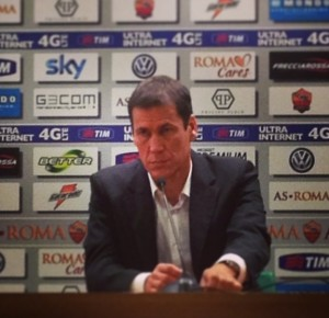 Rudi Garcia (Fonte: Riccardo Cotumaccio)