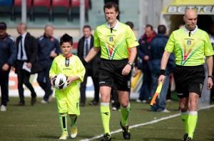 Arbitro Orsato - Fonte ACF Fiorentina