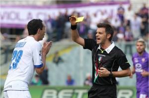 Arbitro Rizzoli - Fonte ACF Fiorentina