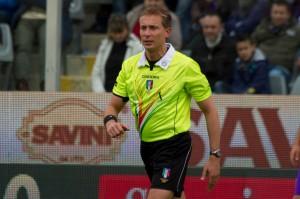 Arbitro Valeri - Fonte ACF Fiorentina