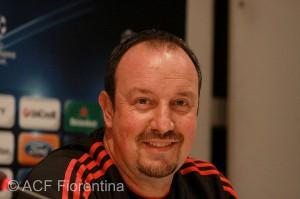 Rafa Benitez (Fonte ACF Fiorentina)