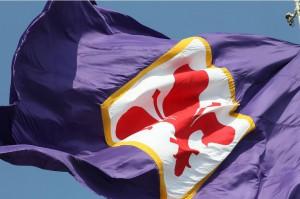 Bandiera della Fiorentina - Fonte: ACF Fiorentina