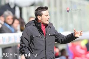 Montella - Fonte ACF Fiorentina