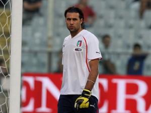 Sirigu in Nazionale - Fonte ACF Fiorentina