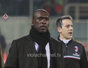 Seedorf - Fonte ACF Fiorentina (flickr.com)