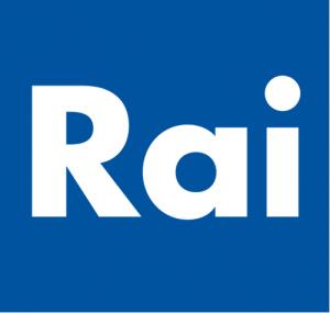 Logo Rai. Fonte: pagina RAI - Wikipedia.org