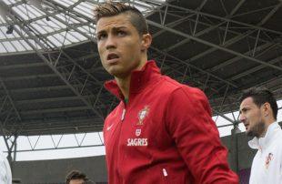Cristiano Ronaldo - Fonte: Fanny Schertzer (Wikipedia)