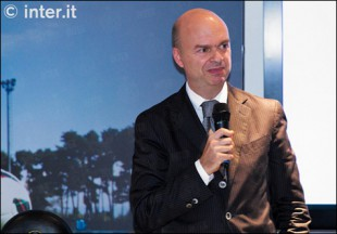 Marco Fassone. Fonte: inter.it