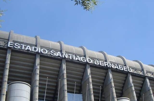 Stadio Santiago Berbabeu