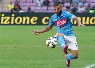 Napoli, Lorenzo Insigne (Fonte: Clément Bucco-Lechat Wikipedia)
