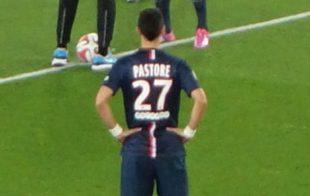 Javier Pastore. Fonte: Philippe Agnifili (flickr.com)