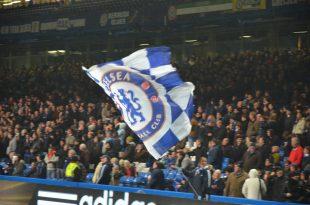 La tifoseria del Chelsea. Fonte: Ben Sutherland