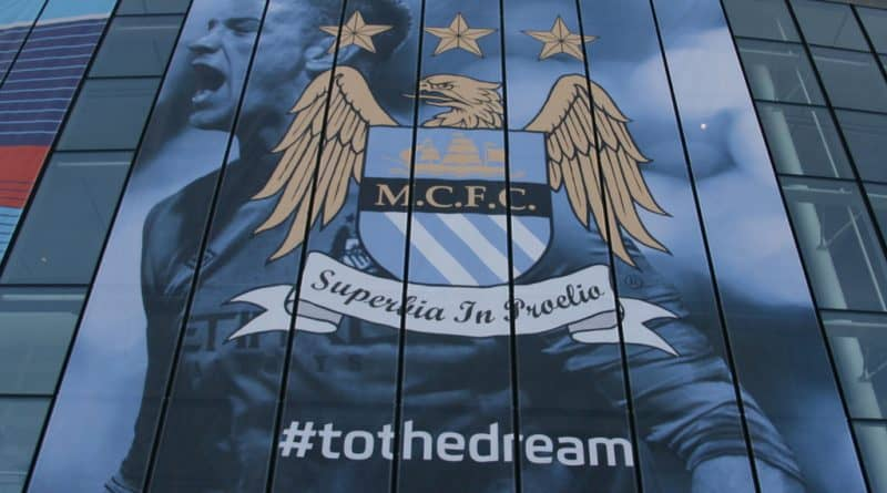 Manchester City Fonte: (Mick Baker)rooster